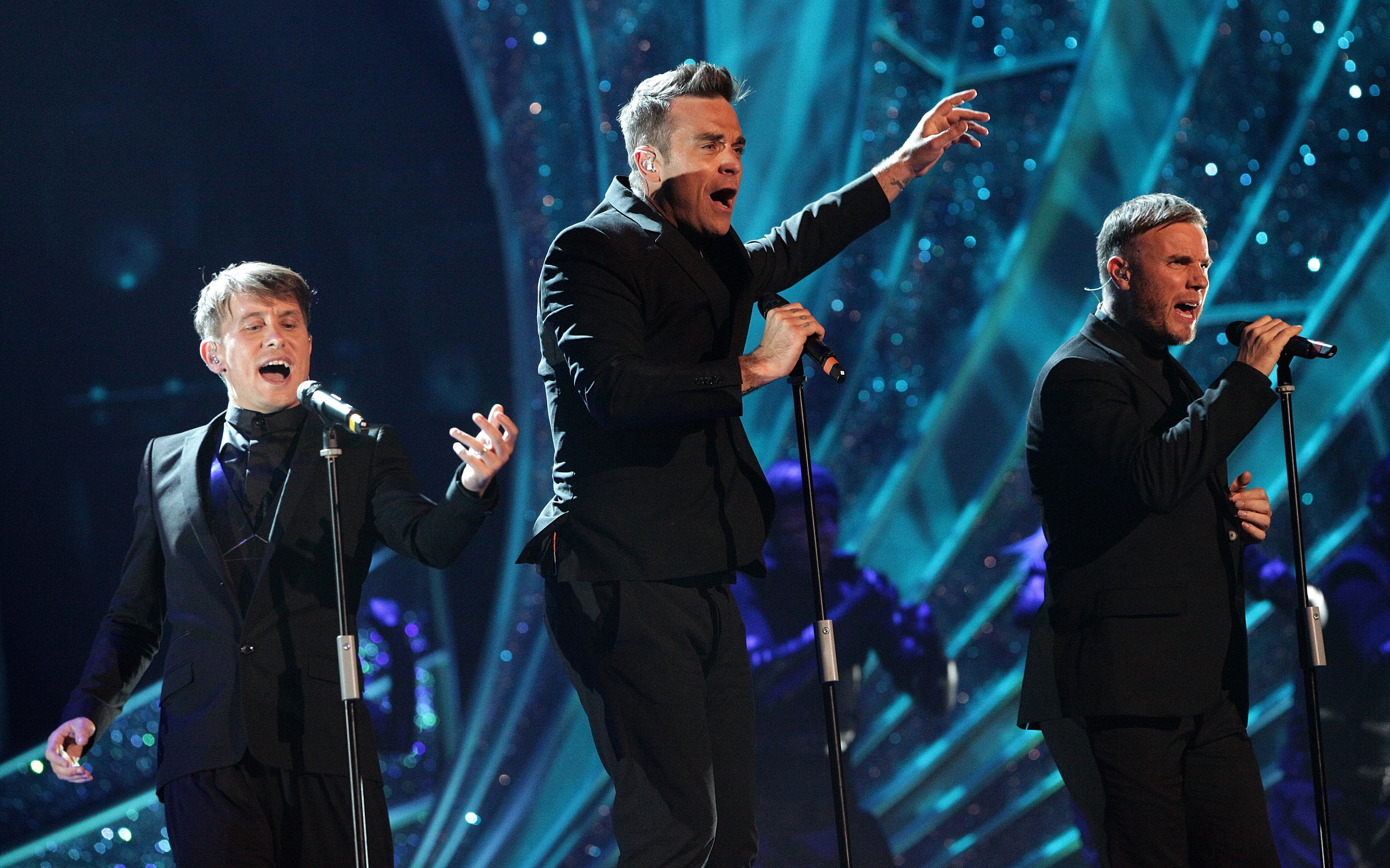 Take That 'Set To Reunite With Robbie Williams' For One Love Manchester