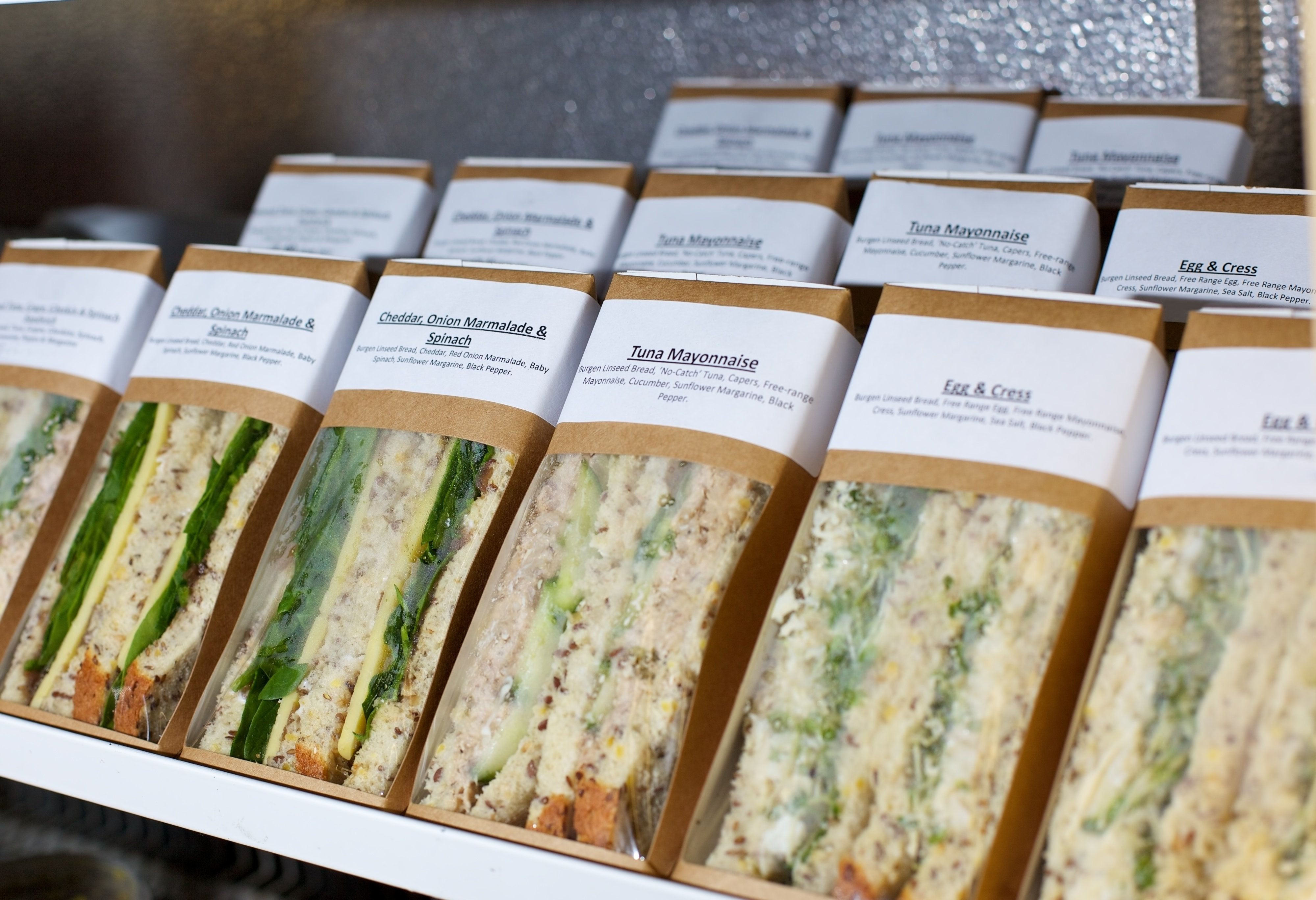 Unhealthiest Supermarket Sandwiches Revealed (Including One With More Fat Than A Big