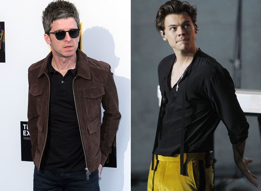Noel Gallagher Says 'His Cat' Could Have Written Harry Styles' Debut Single 'In 10