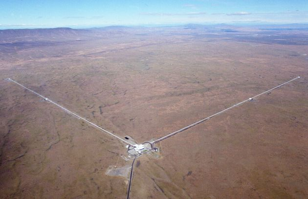 Scientists Detect An Event So Powerful It Caused Ripples In The Fabric Of Space And