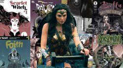 9 outras super-heroínas que merecem suas adaptações próprias para o
