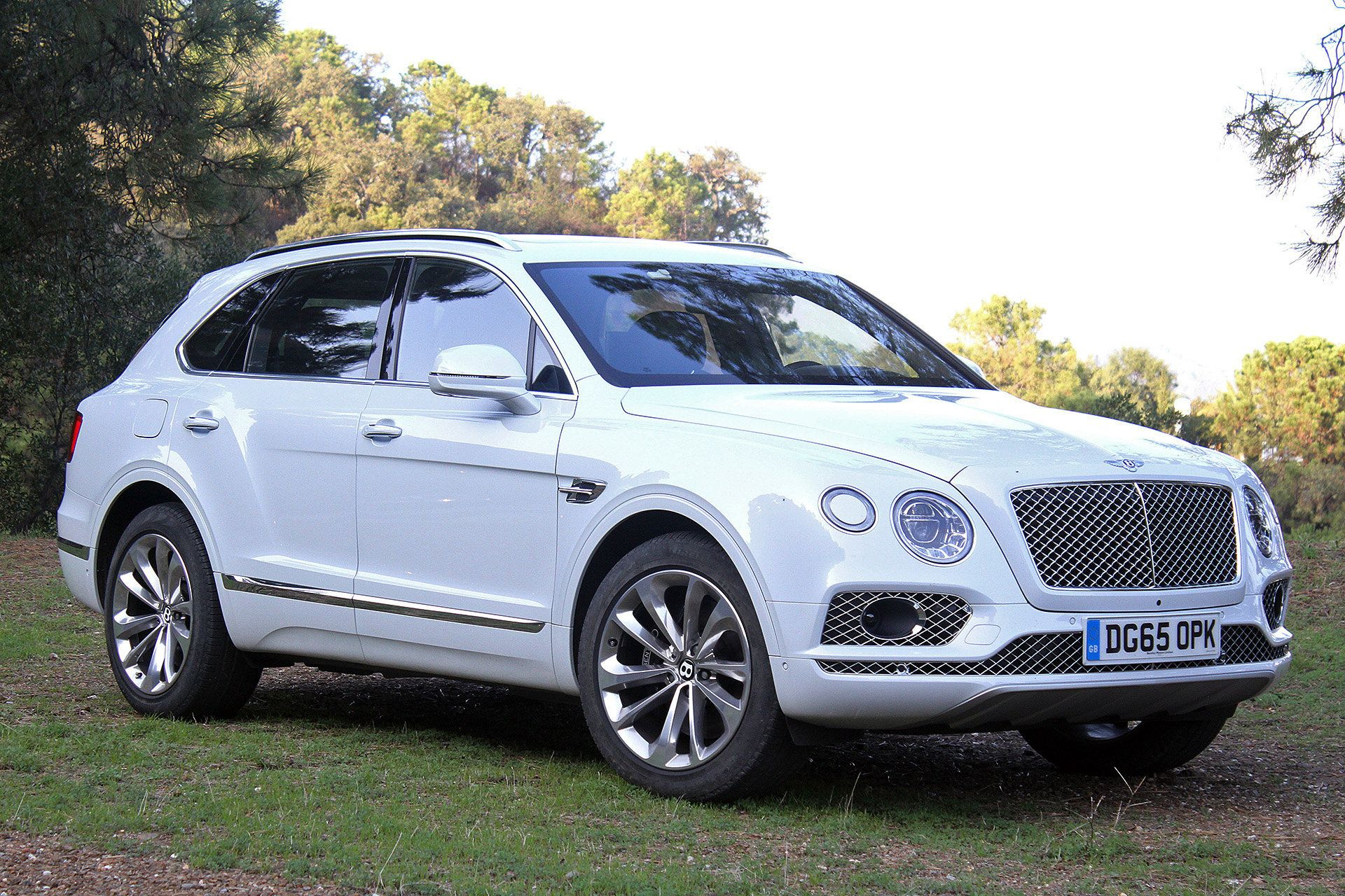 Bentley Bentayga Review: The Car That's Also A Concert