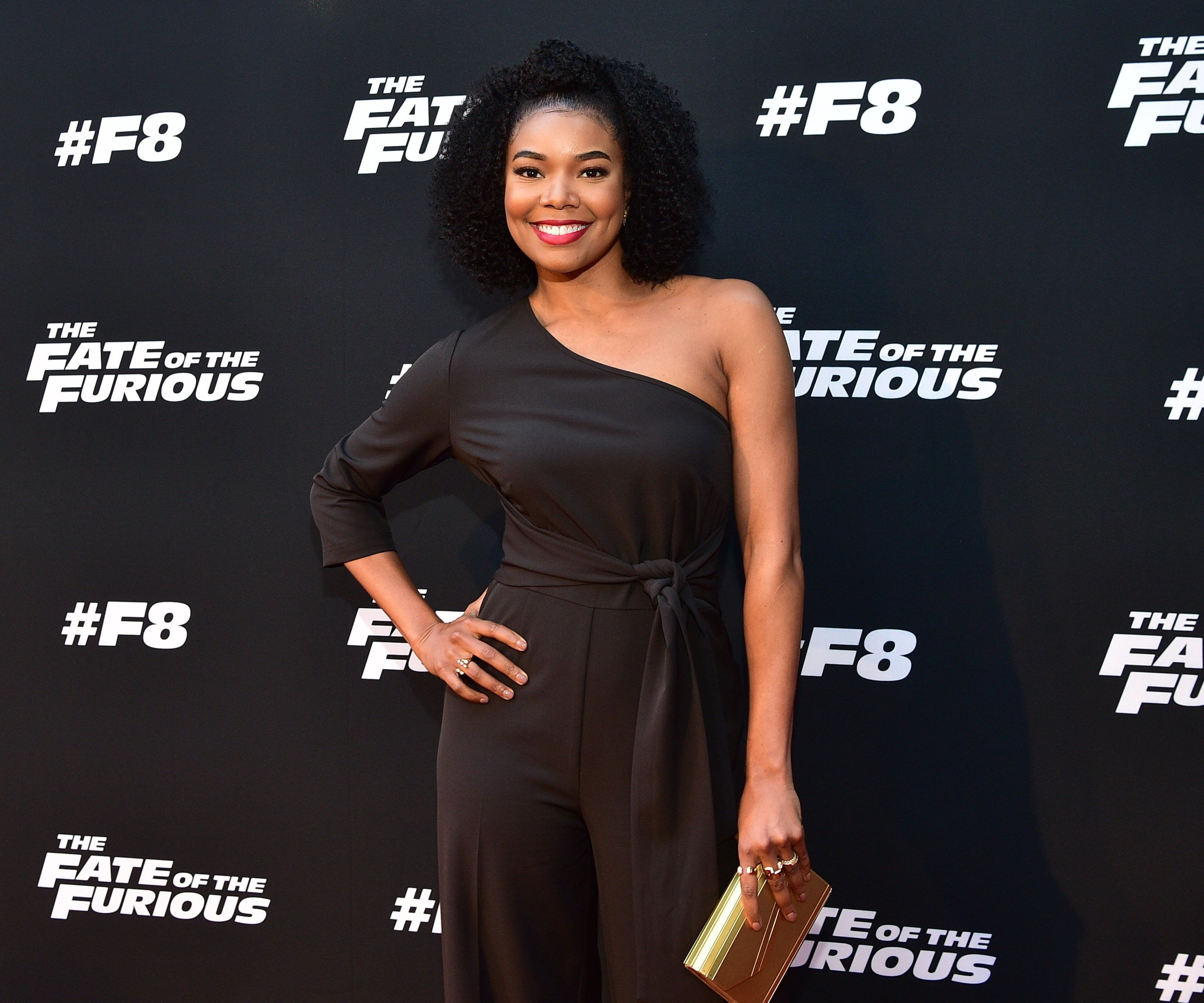 ATLANTA, GA - APRIL 04:  Actress Gabrielle union attends 'The Fate Of The Furious' at SCAD Show on April 4, 2017 in Atlanta, Georgia.  (Photo by Prince Williams/FilmMagic)