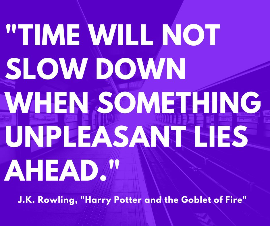 24 Times J.K. Rowling Wrote Or Said Something That Hit All The