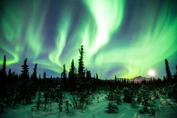 """Obviously, the state's <a href=""""http://www.cbsnews.com/pictures/repeat-photography-of-alaskan-glaciers/"""" target=""""_blank"""">glac"""