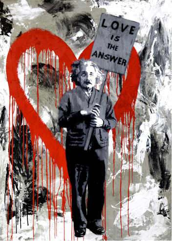 Limited Edition Art by Mr. Brainwash