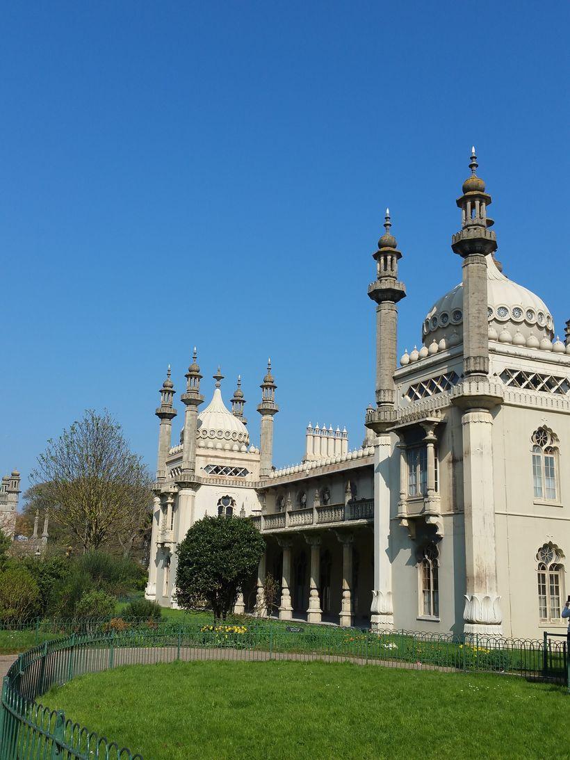 Royal Pavilion, Brighton UK