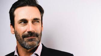 AUSTIN, TX - MARCH 11:  Actor Jon Hamm poses for a portrait during the 'Baby Driver' premiere 2017 SXSW Conference and Festivals on March 11, 2017 in Austin, Texas.  (Photo by Matt Winkelmeyer/Getty Imagesfor SXSW)