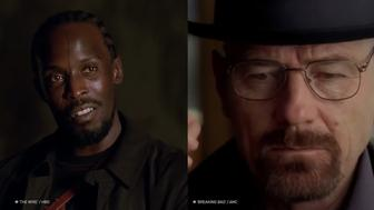 Breaking Bad vs The Wire