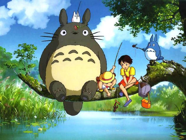 Totoro The Mystical Creature Is Getting Its Own Theme Park In