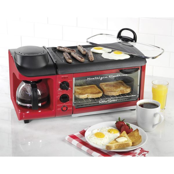 "If Pop lives in a small place but still craves a big breakfast, this<a href=""https://www.overstock.com/Home-Garden/Nostalgia-"