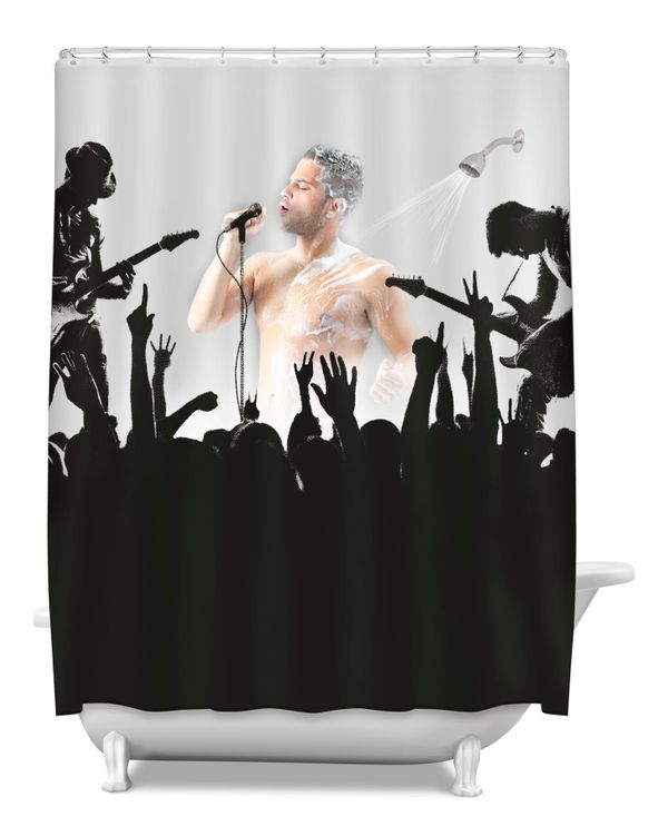 "Dad may love to singing to an audience, but if his voice leaves something to be desired, this <a href=""https://www.tillys.com"