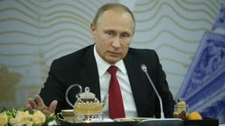 Putin Suggests American Hackers Framed