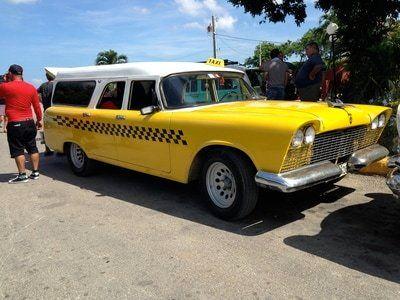 Taxi Collectivo