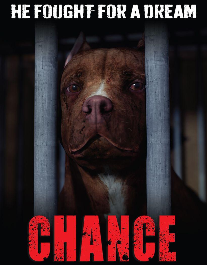 Official poster for <em>Chance </em>premiering Monday, June 5