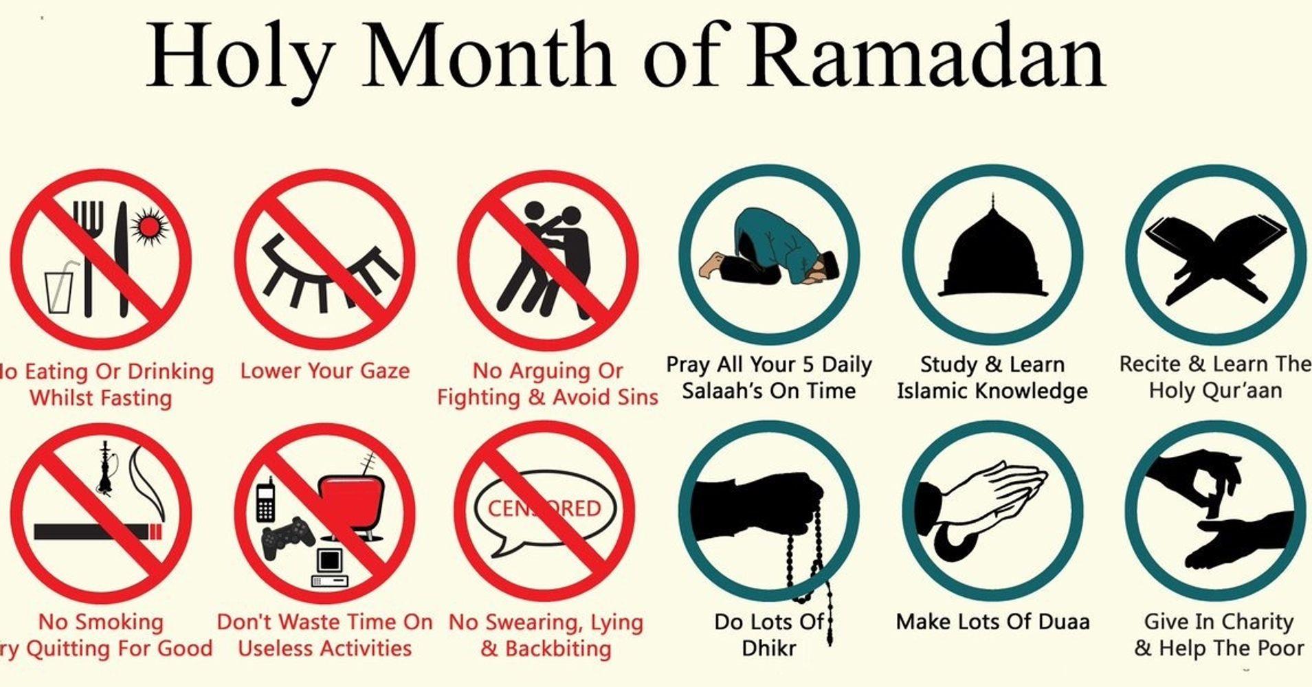 ramadan in the workplace huffpost