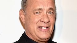 A Photo That Tom Hanks Posted To Twitter Is Freaking Everyone