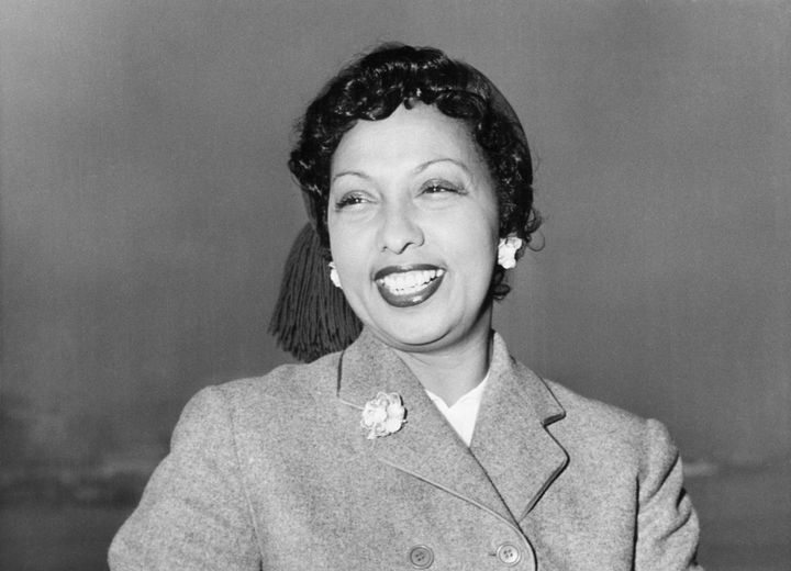 The one and only Josephine Baker.