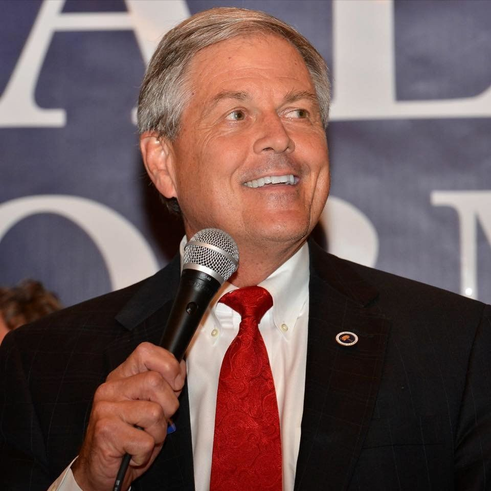 Republican Ralph Norman has taken staunch conservative positions on Obamacare, Social Security and guns.