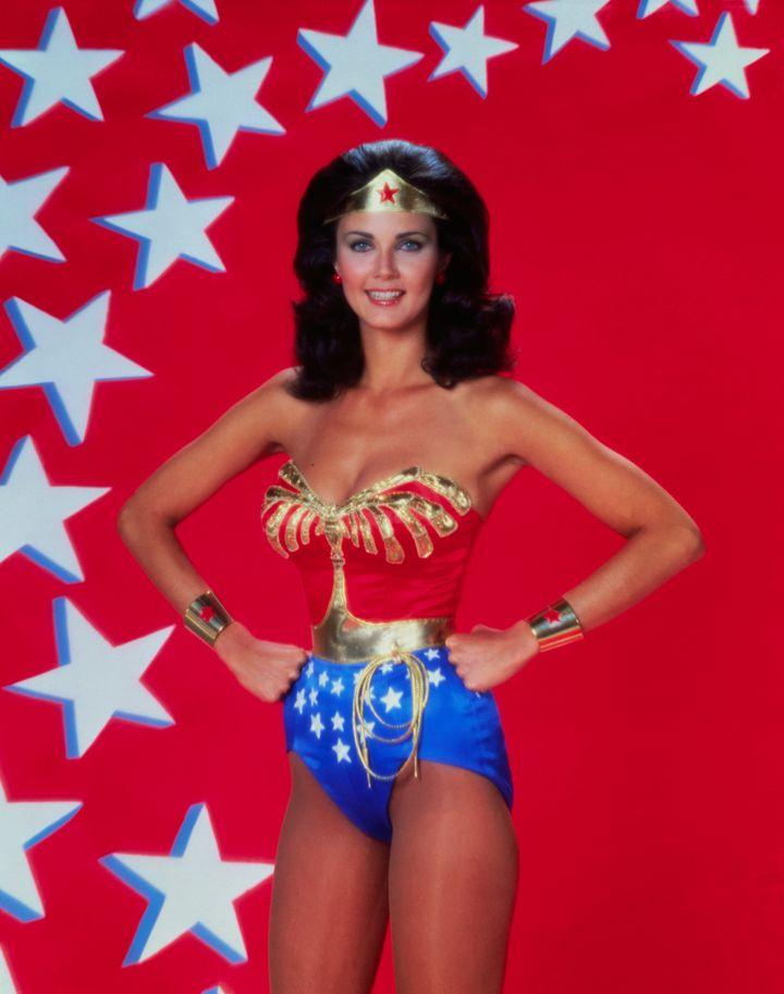 Was Lynda Carter's Wonder Woman American enough?