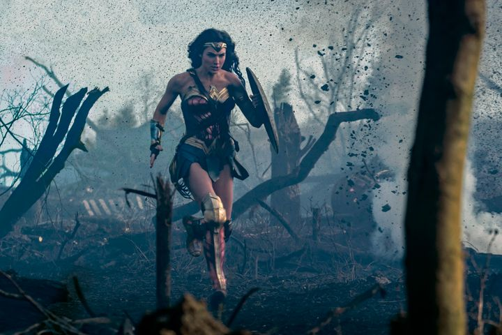 "The actual plot of the movie involves Wonder Woman <a href=""http://www.cnn.com/2017/06/01/entertainment/wonder-woman-review/i"