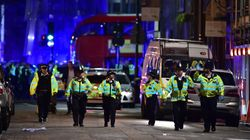 London Struck By Terror Attack As Stabbing Rampage Follows Van Driven In To