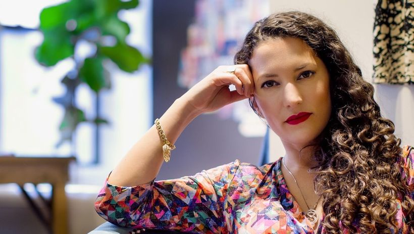 Sarah Carson- founder & CEO, Leota New York