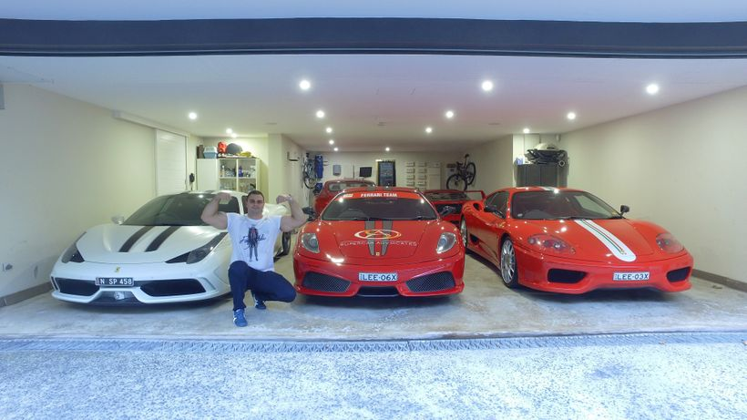 The Bio Of A Supercar Collector Huffpost