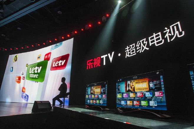 LeEco, which is reportedly experiencing financial difficulties, has recently unveiled its new TV product. The company is faci