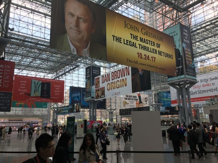Read Dan's post about promoting books at BEA for a totally different angle on the show: http://wegrowmedia.com/inside-bookexp