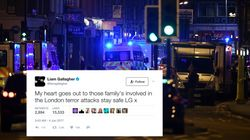 Celebrities Send Love To London With Touching Social Media