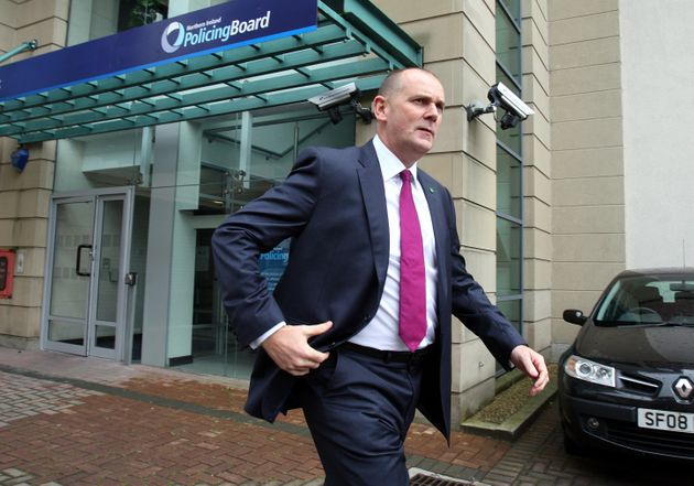 Former counter-terror chief Jim