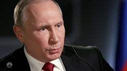 Vladimir Putin: 'We Don't Care Who's The Head Of The United