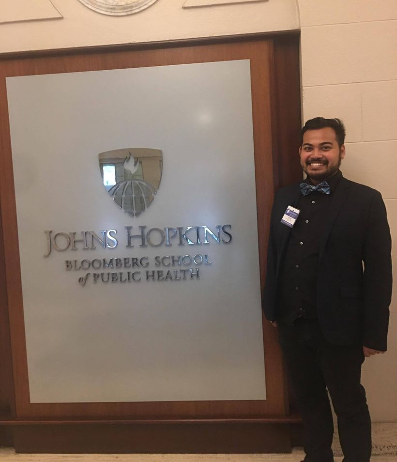 Sevly will be pursuing his Master of Public Health at Johns Hopkins University at the Bloomberg School of Public Health.
