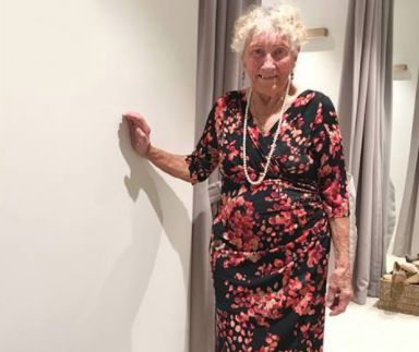 This 93-Year-Old Bride Needed Help Picking A Wedding Dress, So The Internet Stepped