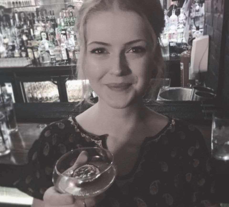 Student nurse Rhiannon Owen is searching for the taxi driver who saved her life on Saturday