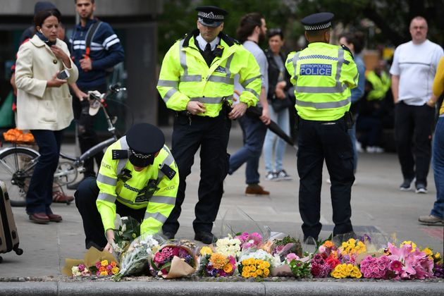 There will be an increased police presence on London's streets following the