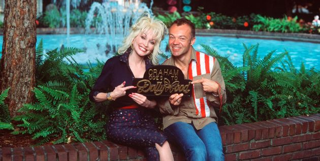 Dolly and Graham teamed up for a documentary about
