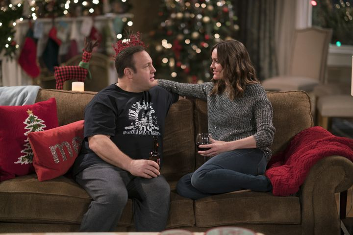 """Good thing Erinn Hayes didn't get too comfortable on that """"Kevin Can Wait"""" sofa. She was let go after one season."""