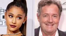 Pigs Are Flying And Piers Morgan Actually Apologised To Ariana