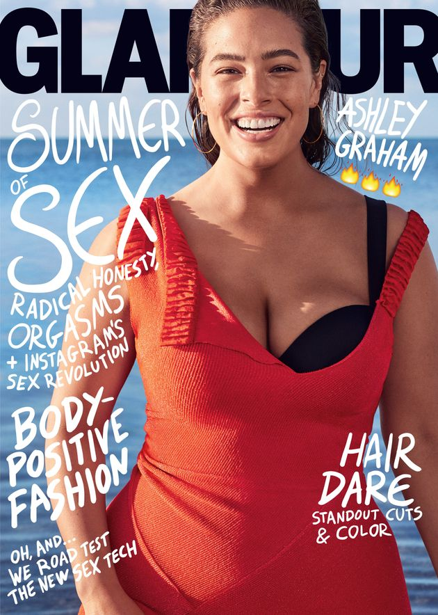 Ashley Graham Reveals She Was Sexually Harassed At Work At