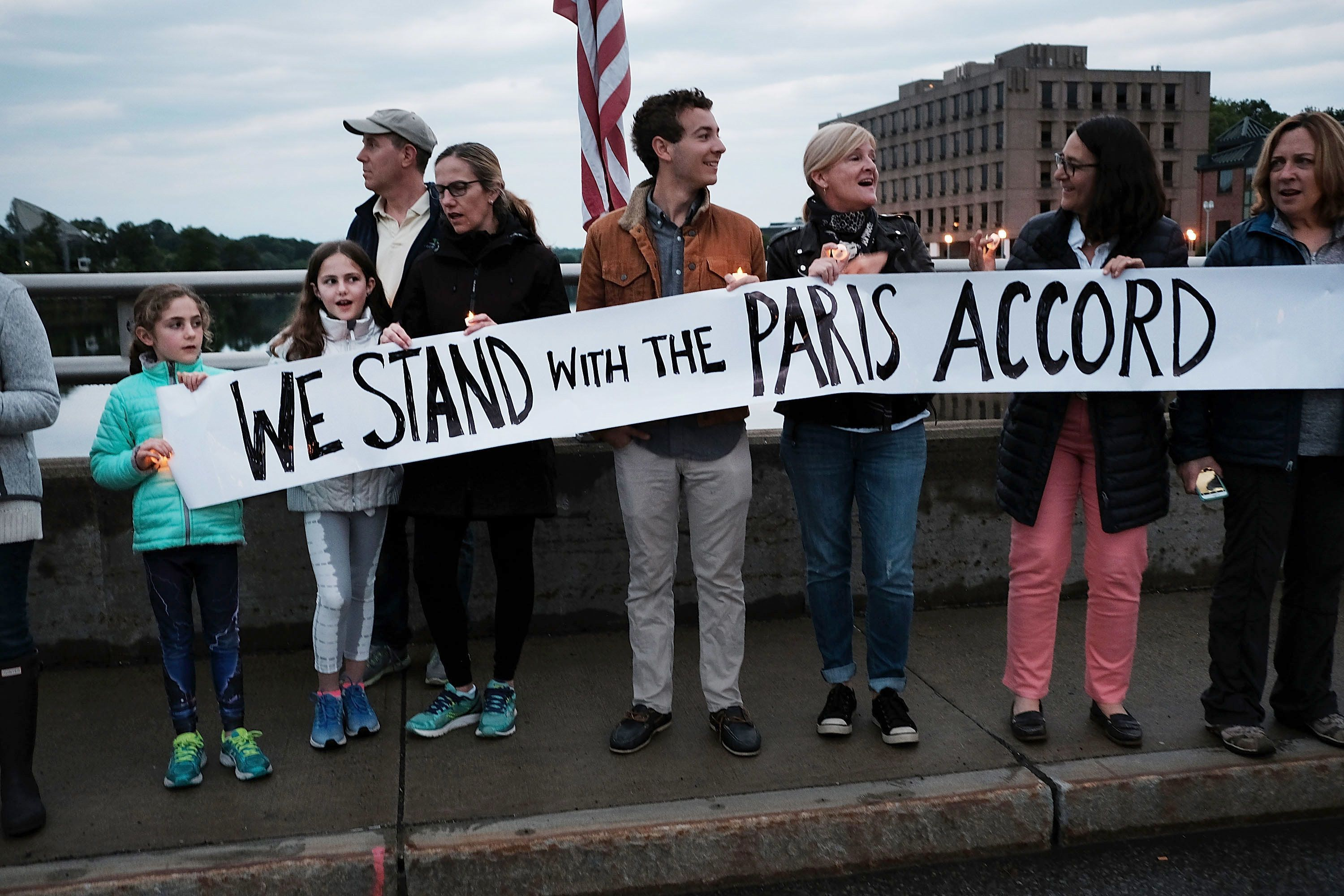 How Leaving The Paris Accord Will Hurt Our Health