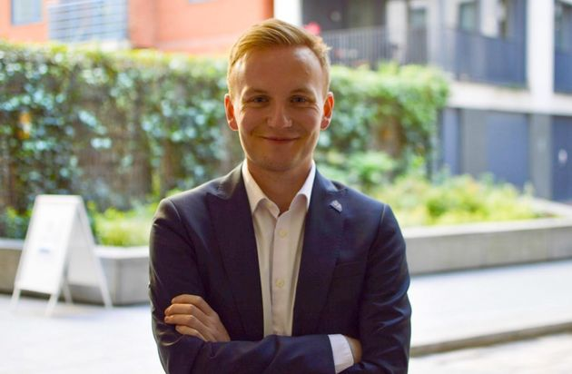 Tom Dowse wants to begin the first Tory MP in Staylbridge and Hyde for more than 70