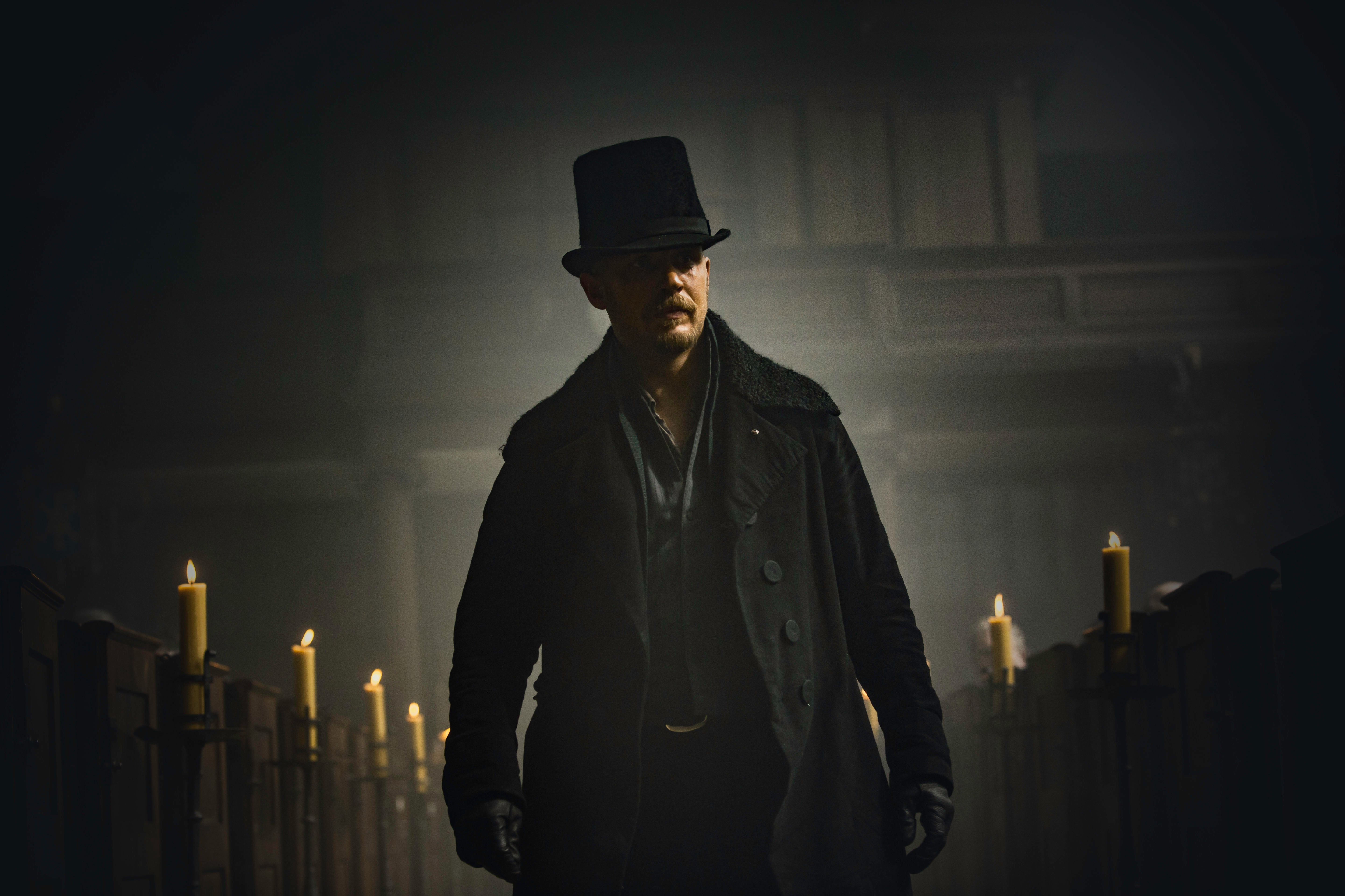 'Taboo' Writer Reveals 'Two More Series And Out' Of Tom Hardy Period