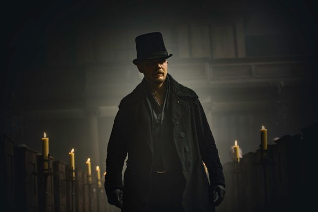 Tom Hardy's 'Taboo' will last three series and that's it, says writer Steven