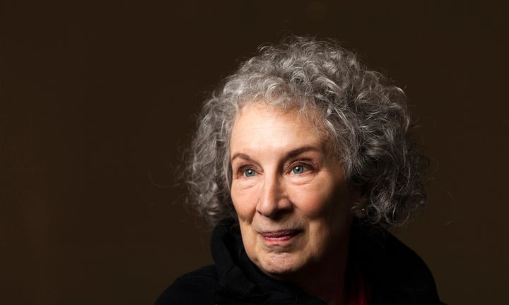 Canadian author Margaret Atwood in 2012.