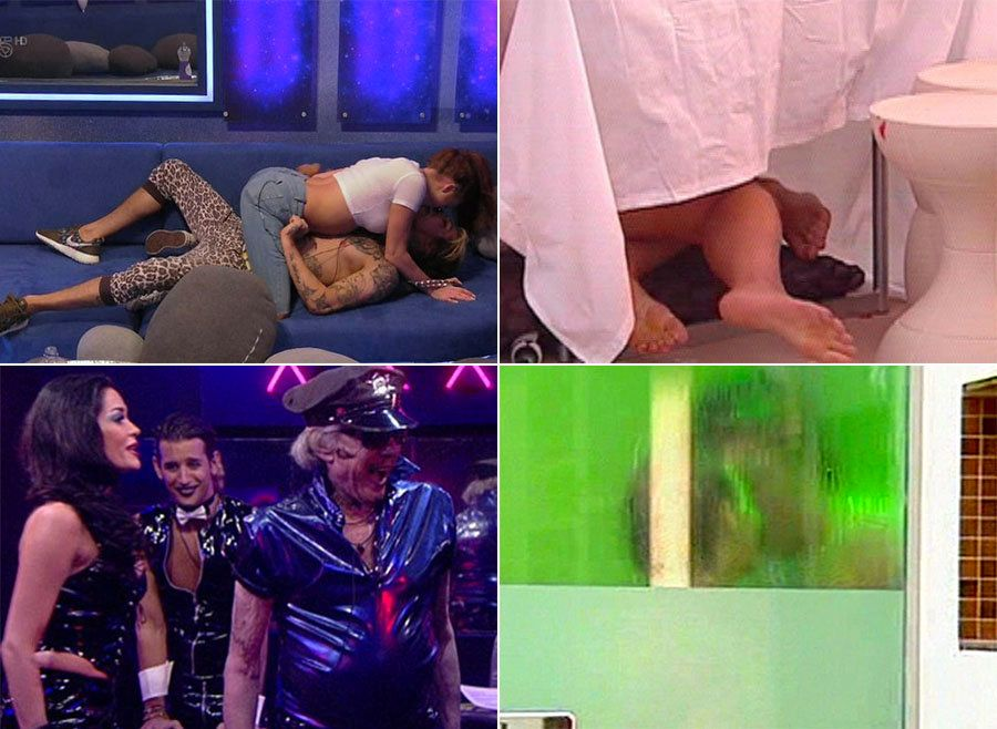 'Big Brother' Sexiest Moments: 18 Most Shocking, X-Rated And Outrageous Antics In The House