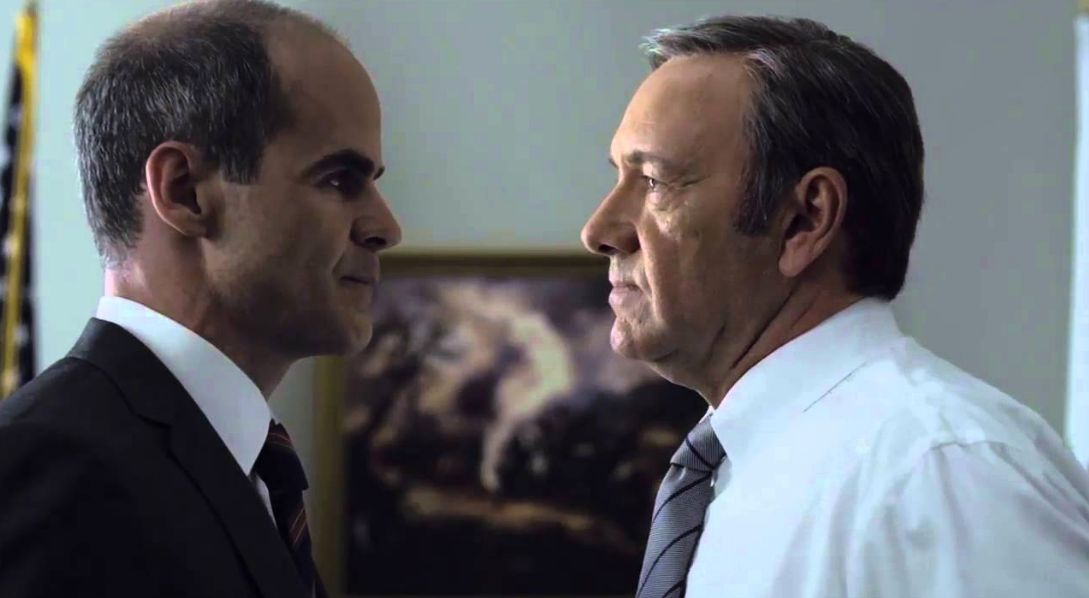 Despite the trials and tribulations in servicing his boss Frank Underwood (Kevin Spacey), Michael Kelly...