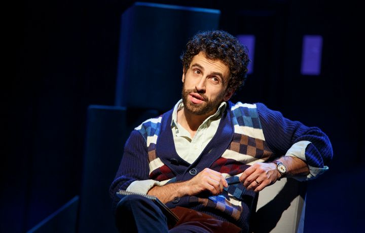 """Brandon Uranowitz is a Tony nominee for his role in the 2016 revival of """"Falsettos."""""""