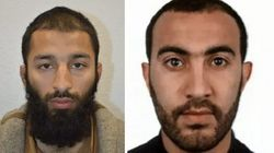 Two London Bridge Terror Attackers Named As Khuram Shazad Butt And Rachid